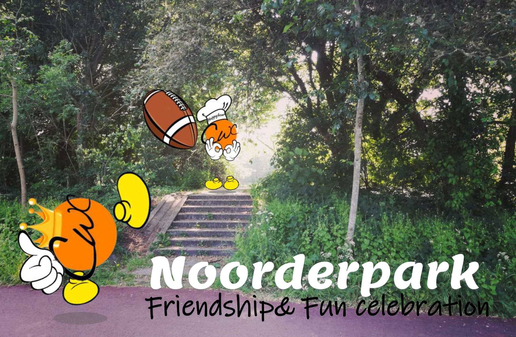 Noorderpark-celebration 2018